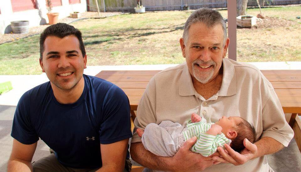 Mike Bizett is the 701st Dad being spotlighted in the Dads in the Limelight series on the Dad of Divas Blog!