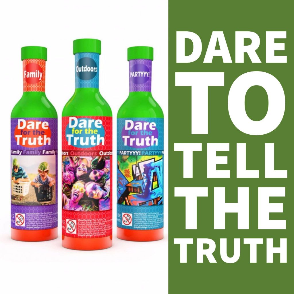 Dare To Tell The Truth Family Card Game