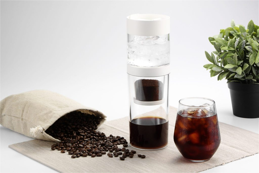 Dripo Cold Brew Coffee Maker Makes A New Type of Coffee