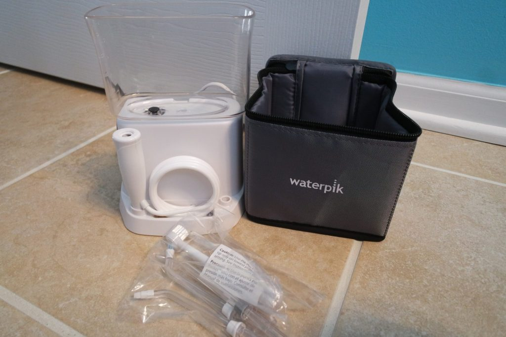 Waterpik® Lets You Take Control Of Your Teeth!