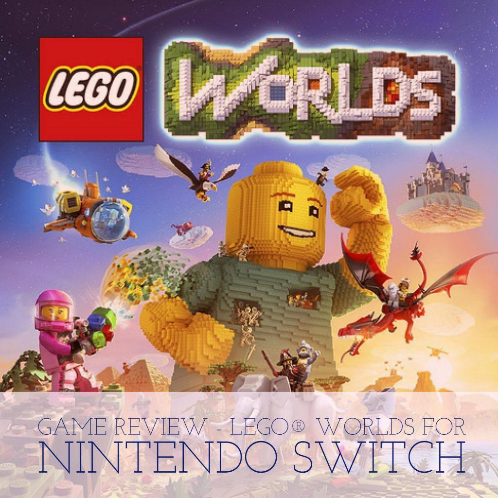Lego Worlds for Nintendo Switch