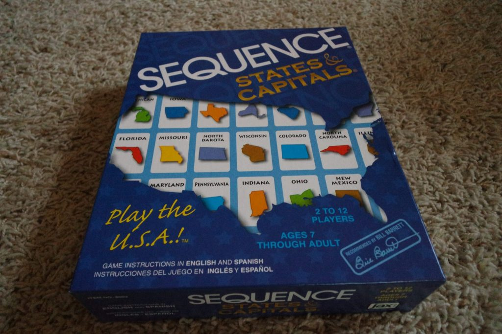 Sequence States and Capitols