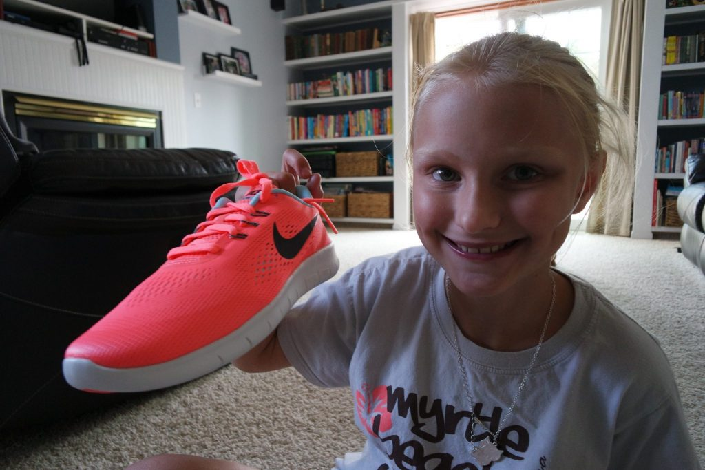 EasyKicks is a new, first of its kind, sneaker club for kids designed by parents for parents! The first of its kind online tool takes the hassle out of buying shoes for a new school year and brings the coolest sneaker styles from Nike and Converse to your home with a few easy clicks.