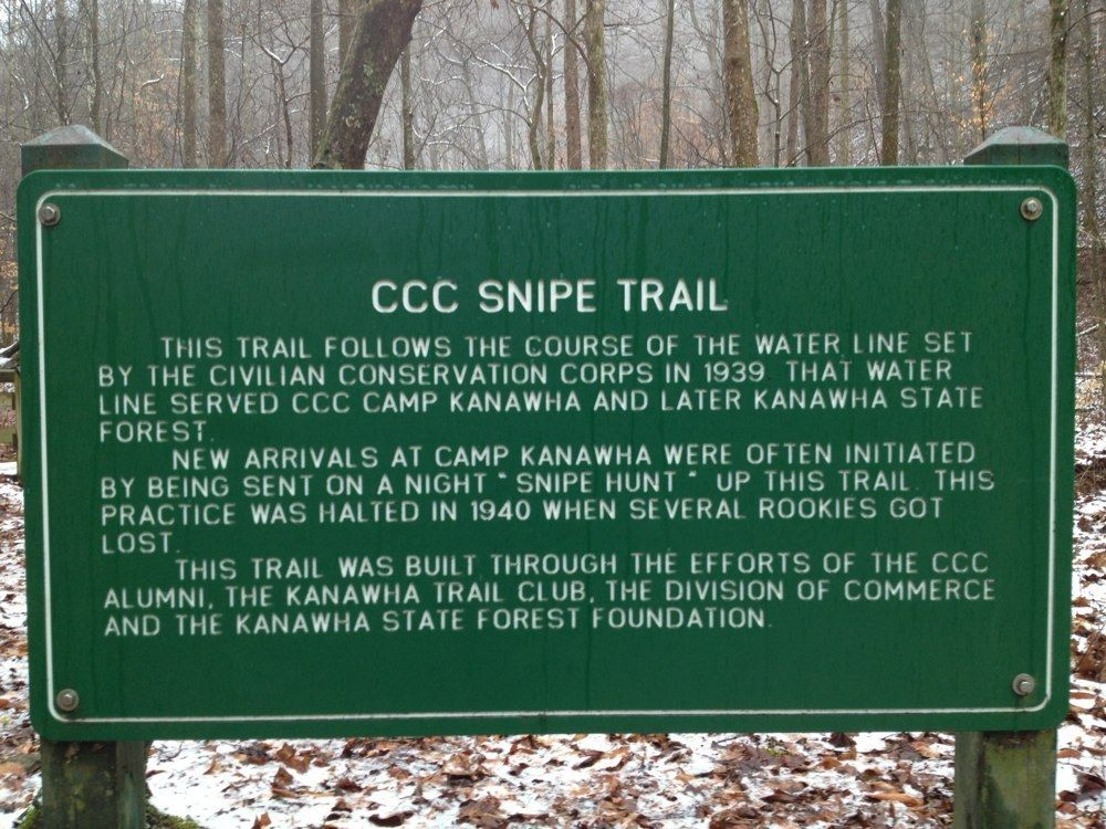 CCC Snipe Trail
