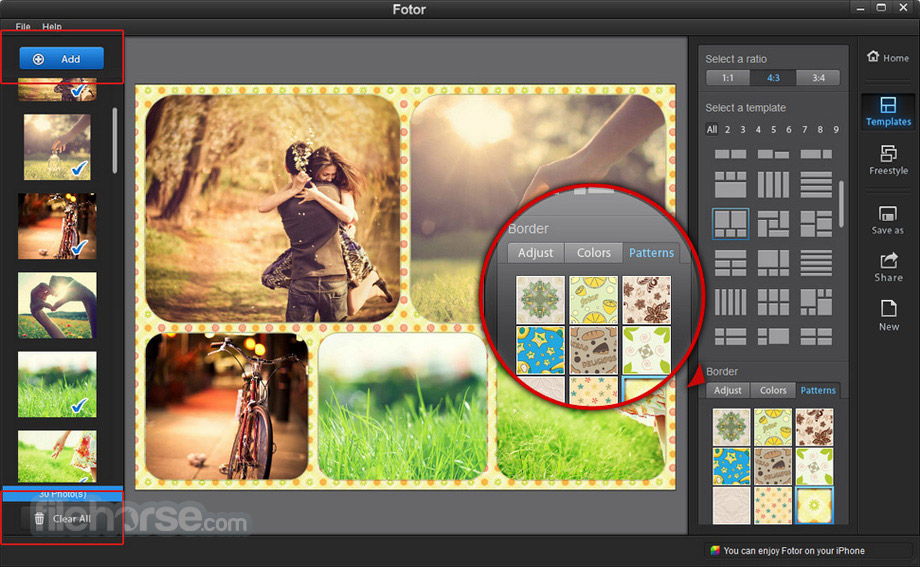 Editing and designing have never been so easy at Fotor! Editing is easier and faster with new features, and you can access your work anytime anywhere!