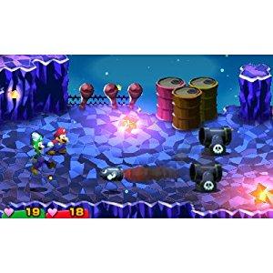Mario & Luigi Superstar Saga + Bowser's Minions - Nintendo 3DS