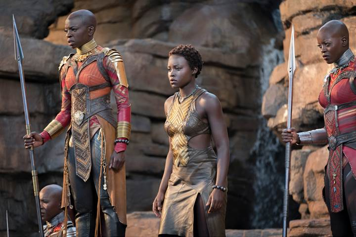 I'm so excited to share with you not one but TWO really cool new featurettes for Marvel Studios' BLACK PANTHER!