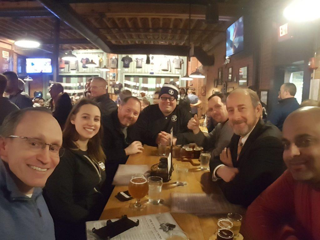 The Mitten Brewery