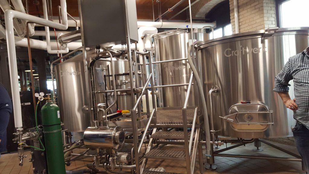 Harmon Hall Brewing
