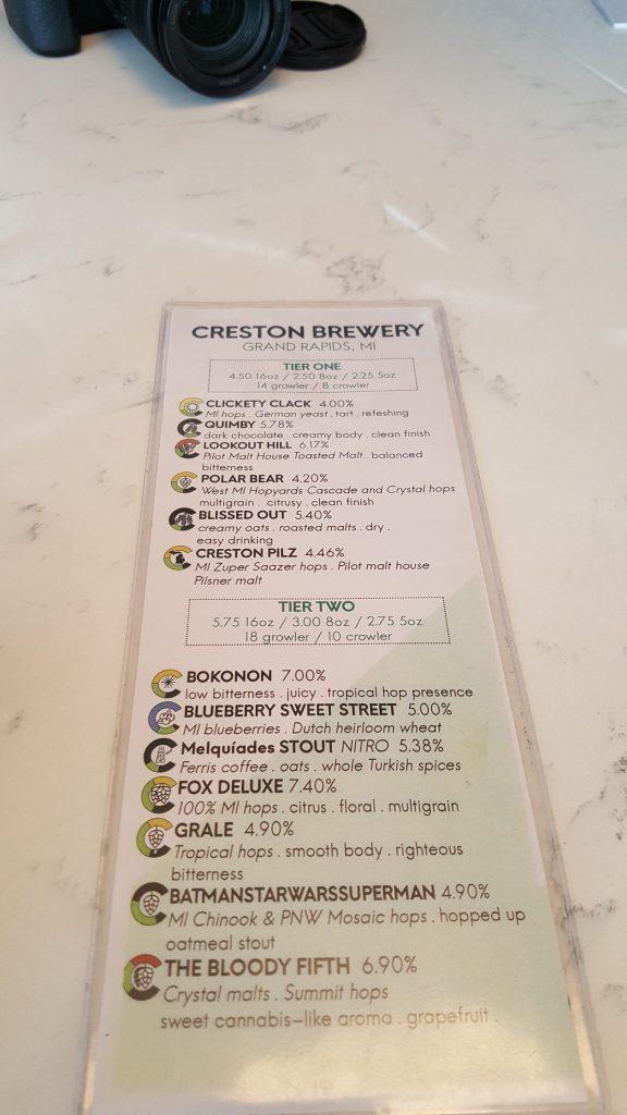 Creston Brewing
