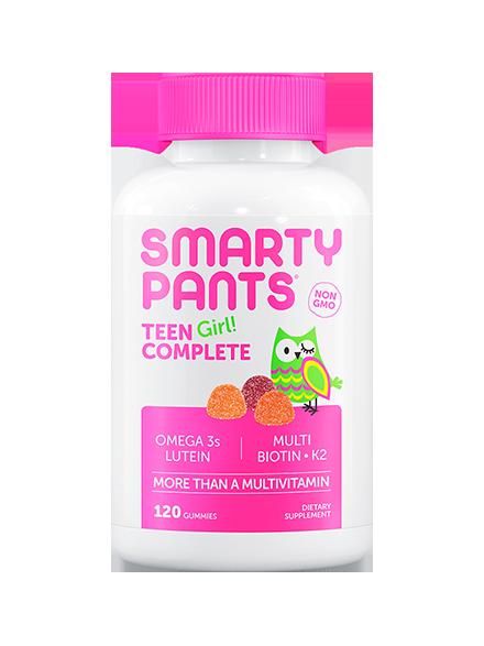 Smarty Pants Teen Girl Complete