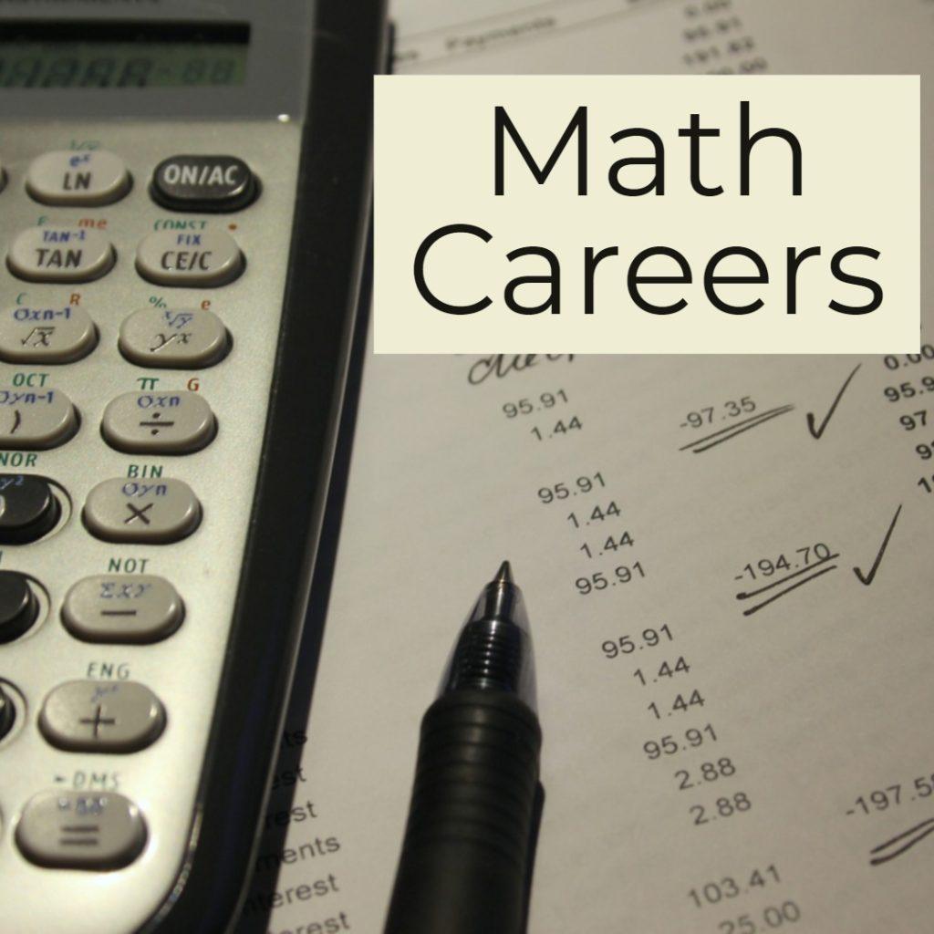 Math Careers