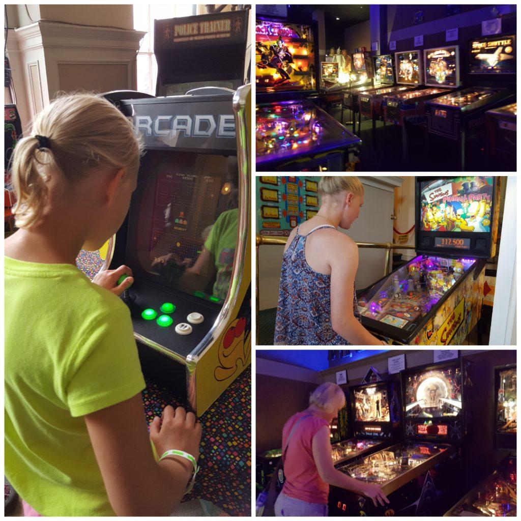 Appalachian Pinball Museum
