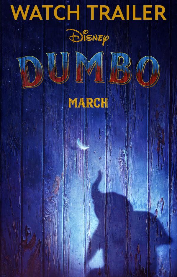 Watch the Teaser Trailer for Disney's Dumbo