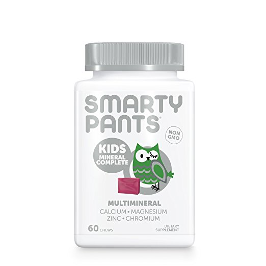 Smarty Pants Mineral Vitamins for Kids