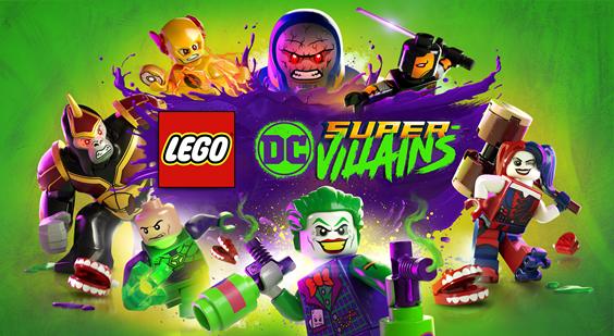 New LEGO DC Super-Villains Trailer Promotes Character Creator Feature