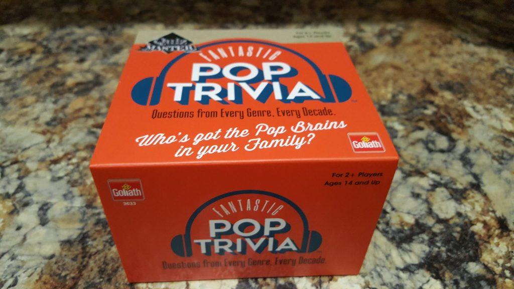 Quiz Master: Pop Trivia