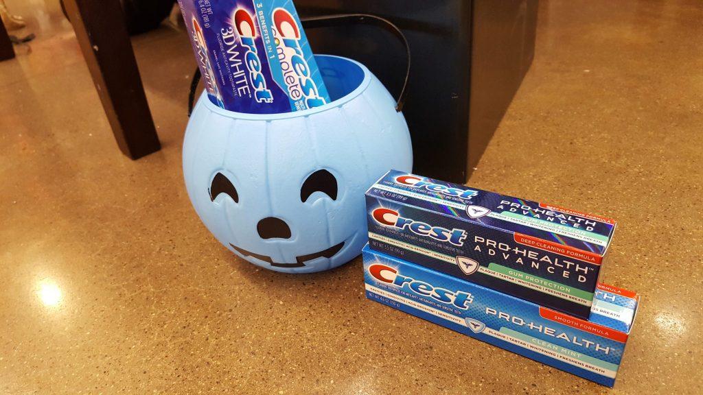 Crest Halloween