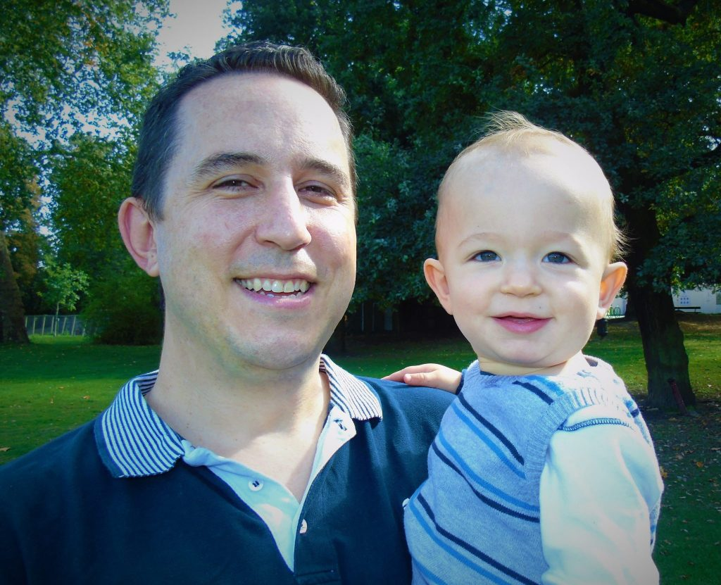 Dom Williams is the 858th Dad to be spotlighted in the Dads in the Limelight Series. Come and learn from this great dad!