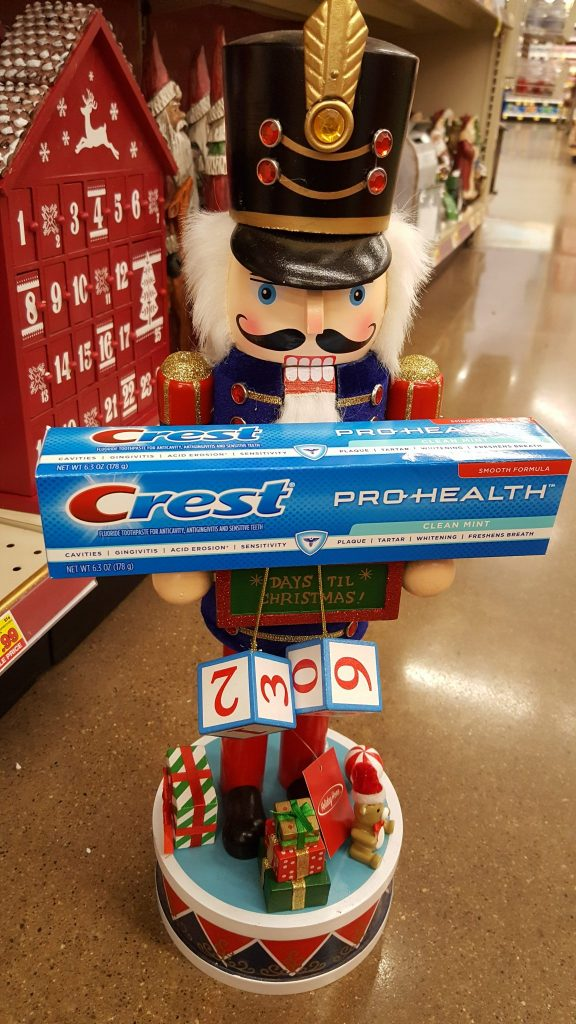 Brush Away Holiday Sweets With Crest Pro-Health