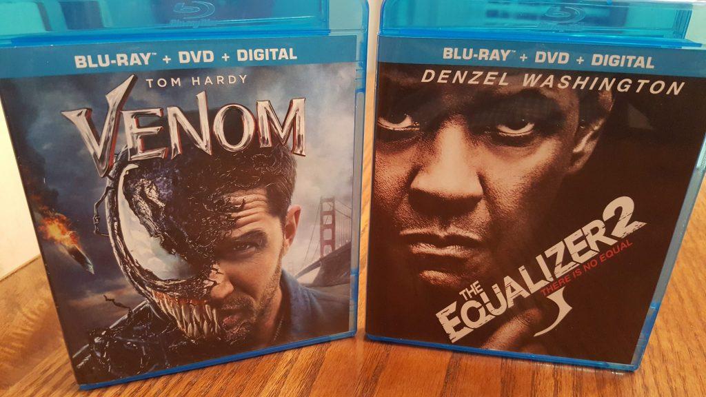 Venom & The Equalizer 2