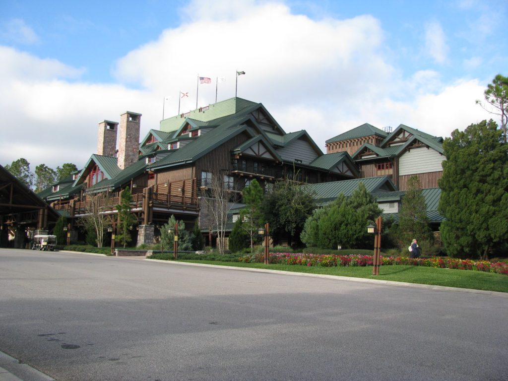 Walt Disney World Wilderness Lodge Boulder Ridge