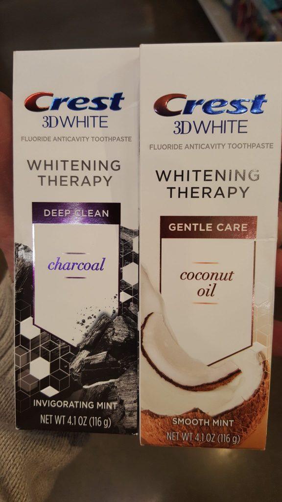 Crest Whitening