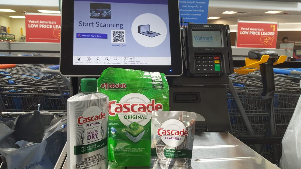 Using Cascade to Leave Your Dishes Spotless!