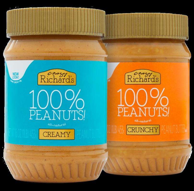 Crazy Richard's Peanut Butter