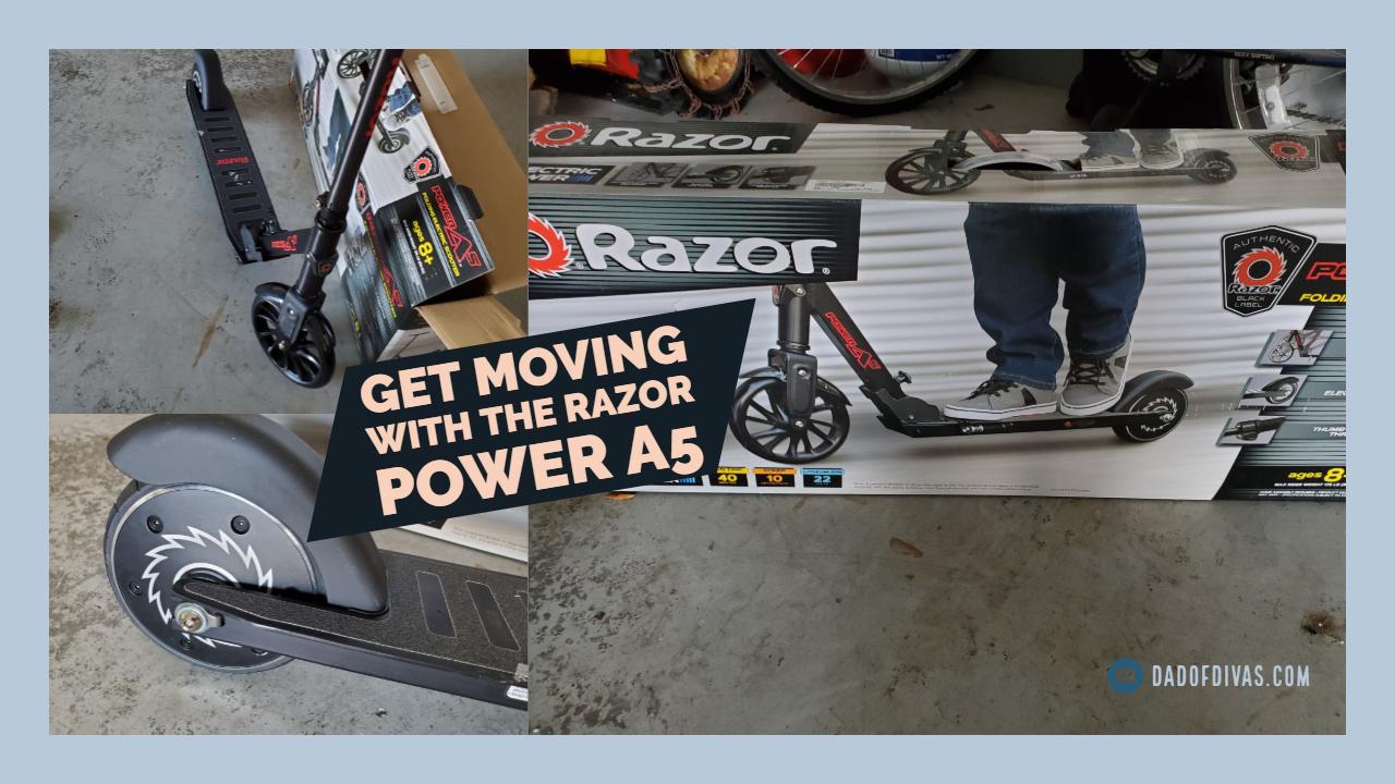 Razor Power A5