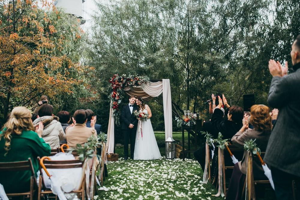 4 Great Forest Wedding Ideas