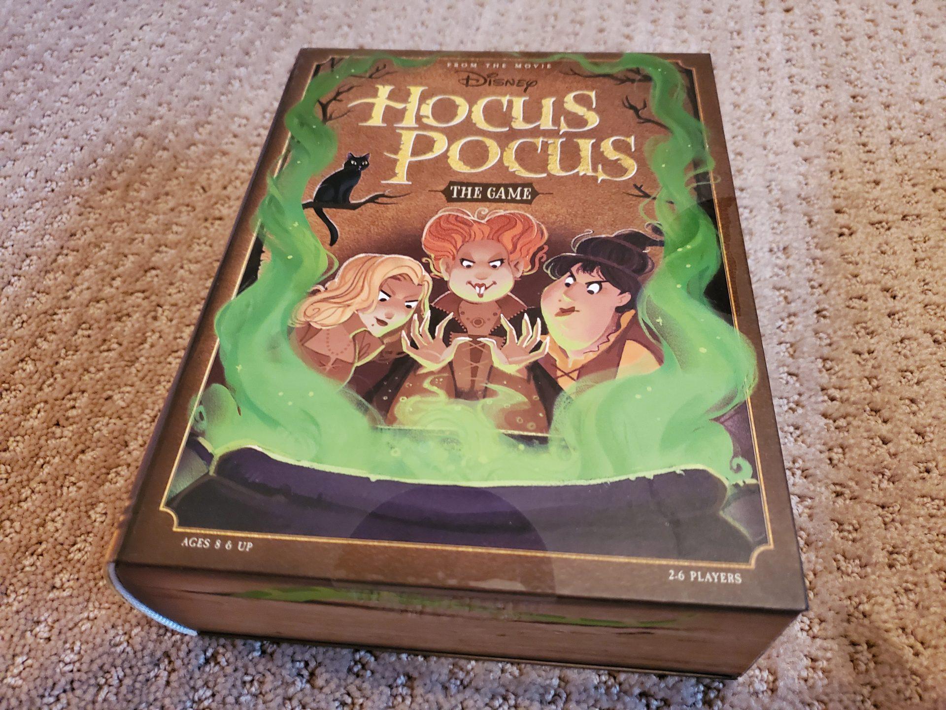 Hocus Pocus Game
